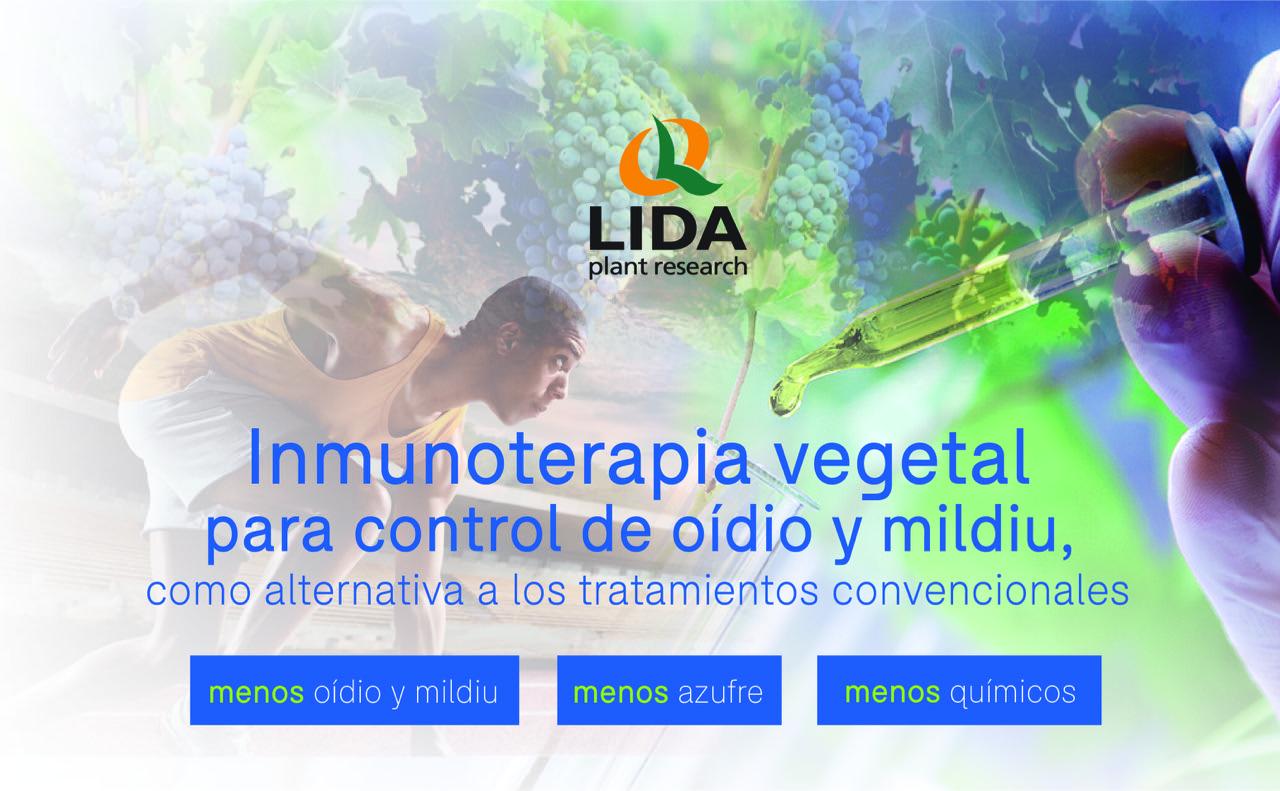 Fitovacunas® vegetales, imprescindibles en la prevención del oídio y el mildiu