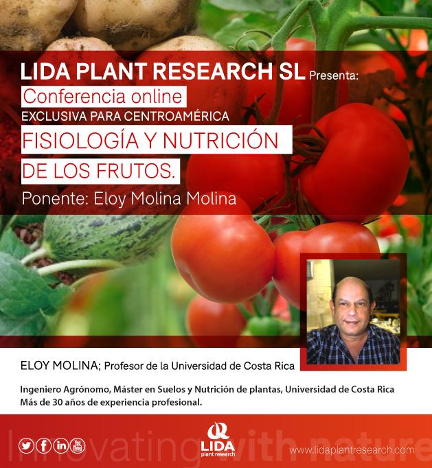Fisiología y nutrición de los frutos