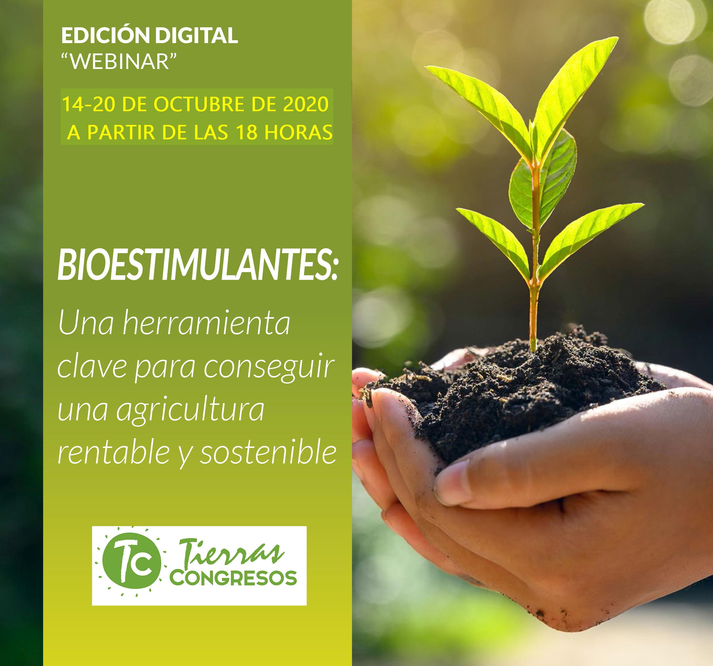 """LIDA patrocina el webinar """"Bioestimulantes: Una herramienta clave para conseguir una agricultura rentable y sostenible"""""""