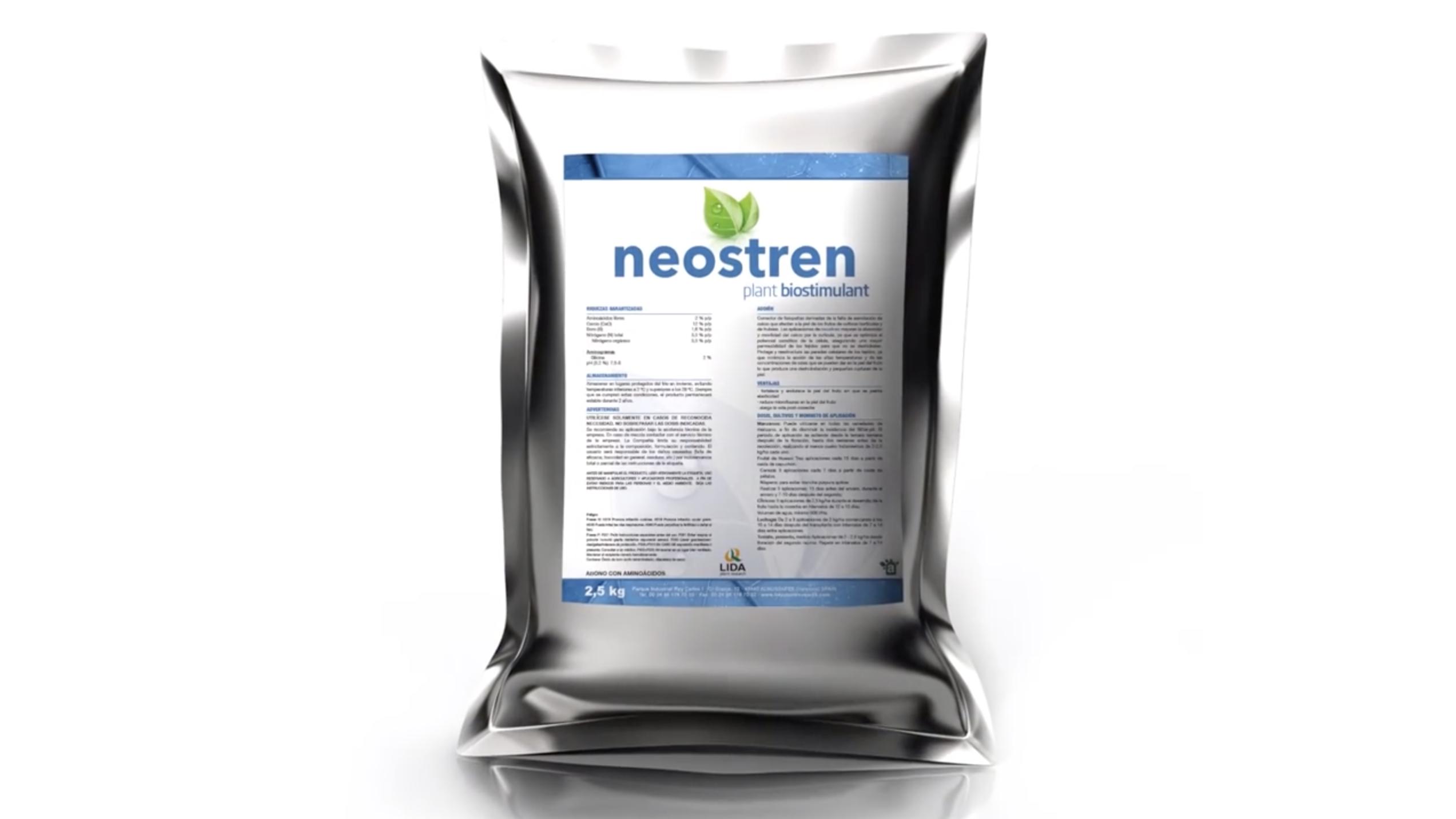 Las 8 ventajas que tendrán tus cultivos con el bioestimulante Neostren Forte